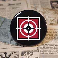 Glaz Badge Operator Logo Pinbacks Game Button Tinplate 58mm / 2.2 inch For R Six