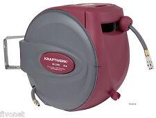 Automatico Aria compressa Avvolgitubo KRAFTWERK 31041 31042 31043 Tubo