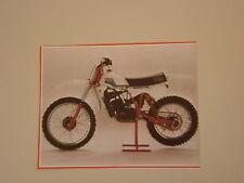 RITAGLIO DI GIORNALE 1981 MOTO TGM T 50 C