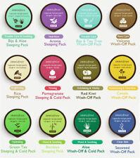 INNISFREE Capsule Recipe WASH/SCRUB MASK  10 ml  - Korean Cosmetic - UK SELLER