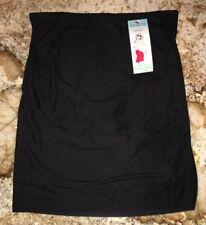 ASSETS SPANX Featherweight Firmers Half Slip BLACK Skirt NEW Womens M L XL 1X