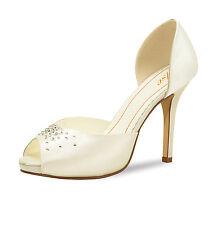 Hochzeitsschuhe Ivory Gunstig Kaufen Ebay