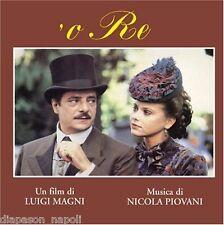 O're di Nicola Piovani, Colonna sonora / O.s.t. - CD