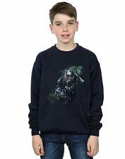 Marvel Garçon Black Panther Wild Silhouette Sweat-Shirt