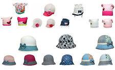 SOMMERMÜTZE Hut Kindermütze Sommerhut Kopftuch Mädchen Mütze viele Gr.ToP-Design