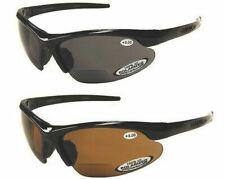 Polarized BiFocal Sunglasses Reading 100% UV Wrap Around Fishing 1.5,2.,2.5,3