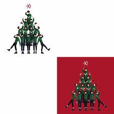EXO MIRACLES IN DECEMBER Winter Album KOREAN/CHINESE Ver [Original Official !]