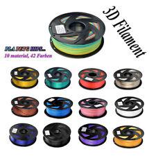 3D Drucker ABS HIPS PETG TPU PLA PA Wood 1,75mm 1kg Printer Filament - Mit Spule