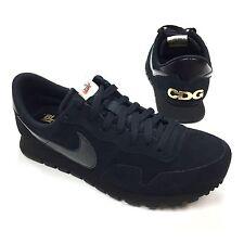 NWT Comme des Garcons Nike x THE MET CDG Black Air Pegasus 83 Sneakers AUTHENTIC