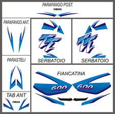 Yamaha TT 600 k 1996 - adesivi/adhesives/stickers/decal