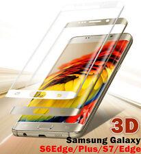 Galaxy S6/S7/EDGE/PLUS INCURVE 3D - FILM DE PROTECTION PROTEGE ÉCRAN SAMSUNG