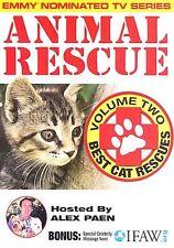Animal Rescue, Vol. 2: Best Cat Rescues DVD