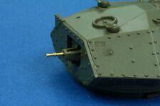 Besa 7,92 mm botti (2 PARTI) Valentine / Cromwell / CROCIATO / Churchill # 48b31 1/48 RB