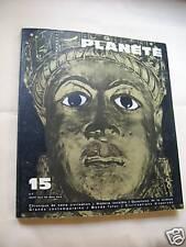 """""""PLANETE N° 15"""" (1964) L. PAUWELS & J. BERGIER"""