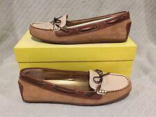 Circa Joan&David Reina Multi Neutral Brown Color Flat Slip On Oxford Casual Shoe