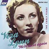 Vera Lynn - We'll Meet Again [Hallmark] (1996)free postage uk,cd album