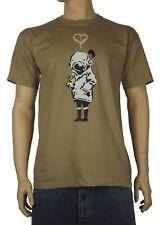 Banksy Think Tank T-shirt-art urbain Blur-Choix de couleurs, S à 3XL