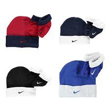 Nike Baby Socken Mütze Set 2 Teile Schuhe Neugeborene Geschenk 0 - 6 Monate
