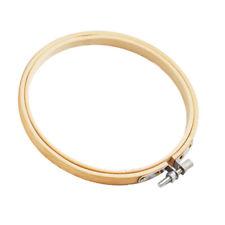 Anello per ricamo a telaio in bambù Anello a cerchio Strumento per cucire a