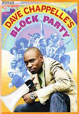 Dave Chappelles Block Party  DVD KANYE WEST ERYKAH BADU MOS DEF THE FUGEES