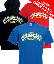 Casablanca Records Retro Disco Music T Shirt / Hoodie