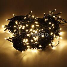 100/200LED Solar Power String Fairy Light Outdoor XMAS Party Lamp Waterproof OZ