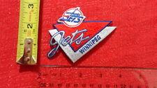 Winnipeg Jets Triangle Logo Embroidered Patch NHL
