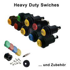 """Kfz-Druckschalter / -taster """"HEAVY DUTY"""" - Heavy Duty Schalter alle Ausführungen"""