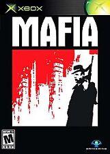 Mafia (Microsoft Xbox, 2004) Complete (CIB)