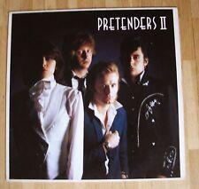 PRETENDERS Pretenders II LP/GER
