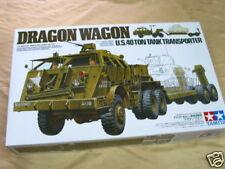 Tamiya 35230 1/35 US 40t Tank Transporter Dragon Wagon