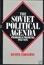 Book, The Soviet Political Agenda by Tarschys, FREEUKPO