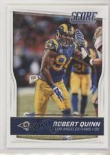 2016 Score #300 Robert Quinn St. Louis Rams Football Card