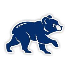 "Chicago Cubs ""Cub""  Decal / Sticker Die cut"