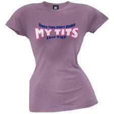 Big Tits Juniors T-Shirt