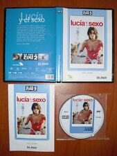 Lucía y el sexo [DVD] EL PAÍS Julio Medem, Paz Vega, Tristán Ulloa, Najwa Nimri