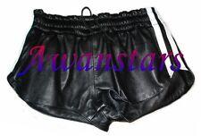 540-Ledershorts aus lammnapa,Leather Boxer Shorts,Sports leder shorts,Kurze Hose