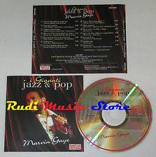 CD MARVIN GAYE I giganti jazz & pop 2000 FAMIGLIA CRISTIANA lp mc dvd vhs