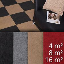 Teppichfliesen selbstklebend Teppichboden Bodenbelag Teppich Fliese Nadelfilz