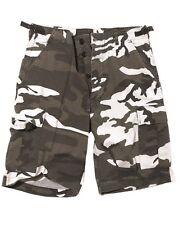 Pantalone Corto Bermuda Militare MULTICAM a 100/% Cotone Pantaloni Corti Militari