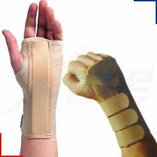 Vulkan Wrist Brace Support Splint Carpal Tunnel RSI Arthritis Strain NHS