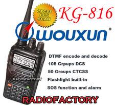 WOUXUN KG-816 UHF 400-470MHZ radio a due vie KG-816
