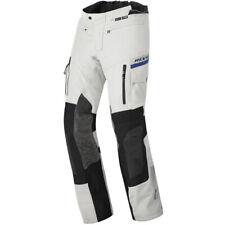 Rev'it Dominator GTX Waterproof Gore-Tex Motorcycle Jeans - Light Grey / Black