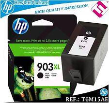 TINTA NEGRA 903XL ORIGINAL IMPRESORAS HP CARTUCHO NEGRO HEWLETT PACKARD T6M15AE