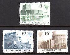 Great Britain - 1988 Definitives Castles Mi. 1174, 1175-76 MNH