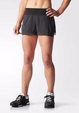 Adidas Women Supernova Climachill Running Shorts Sizes XS/ L / XL Gray S10043