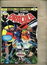 Tomb Of Dracula #36-1975 vg Gene Colan Gil Kane