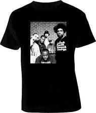 The Roots Hip Hop Rap Quest Love Tariq Black T Shirt