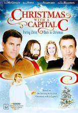 CHRISTMAS WITH A CAPITAL C: Put Christ Back in - Brad Stine, Daniel Baldwin