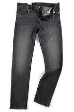 Calvin Klein Jeans Men's Slim Fit Pioneer Black CKJ026 Stretch Ripped